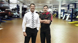 Bell & Moir Toyota Service Gallery